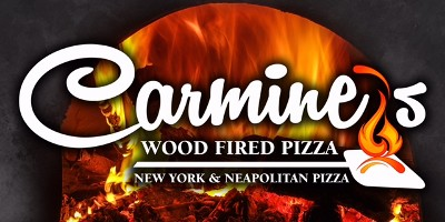 Carmine's WOOD FIRED PIZZA